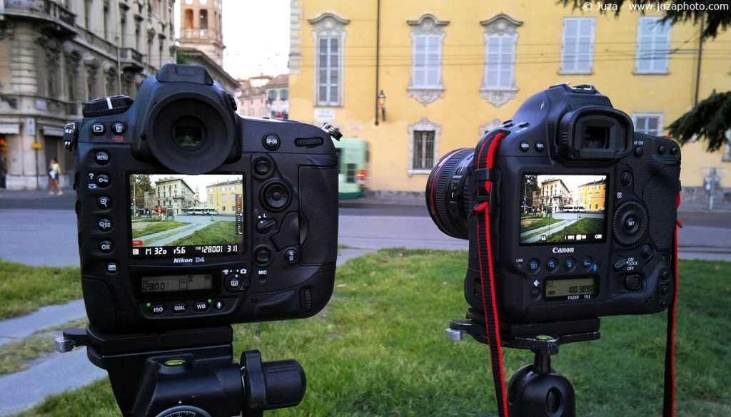 Pilih Kamera Canon atau Nikon untuk Pemula?