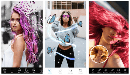 Aplikasi Edit Foto Kekinian Ala Selebgram PicsArt
