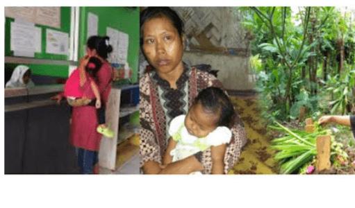 Kisah Emiti, jalan kaki1,5 km Ditolak Puskesmas sampai Bayinya Meninggal