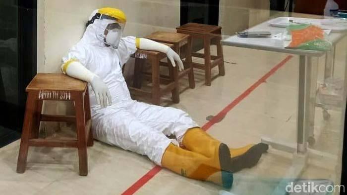 dokter perawat pasien corona diusir dari kontrakan