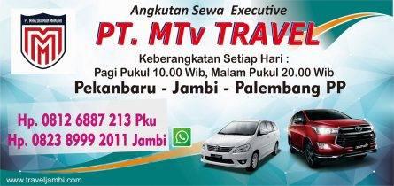 Harga Tiket Travel Pekanbaru Jambi Palembang Bengkulu