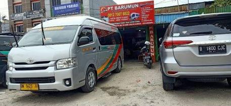 Mobil Travel Pekanbaru Padang Sidempuan Sibolga BARUMUN