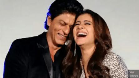 Shahrukh Khan Bakal Main Film Bareng Kajol