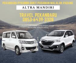 Travel Pekanbaru Payakumbuh