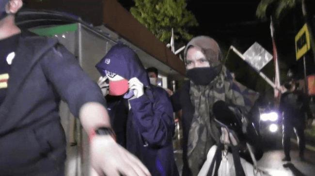 Artis FTV Berinisial HH Ditangkap Karena Pr0stitusi