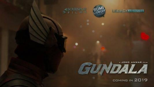 Film Gundala Indonesia Terbaik