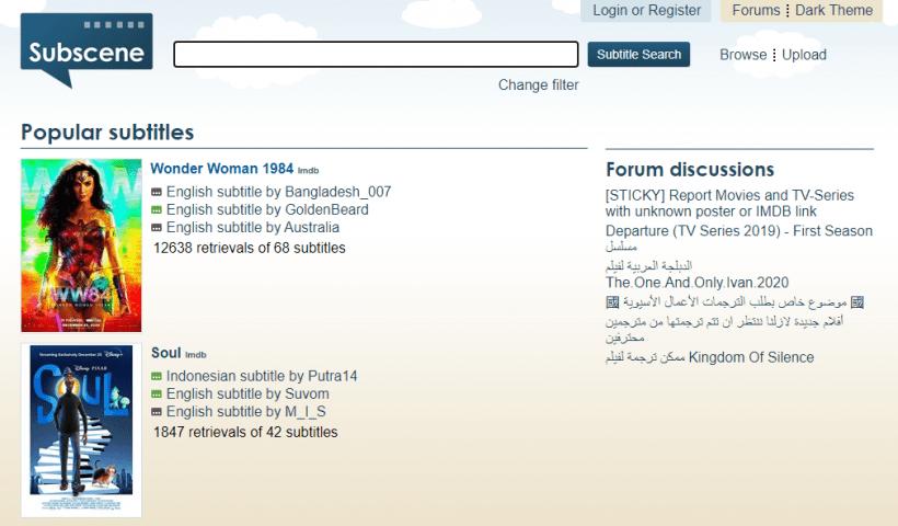 Menkominfo Blokir situs Subscene Download Subtitle Indonesia