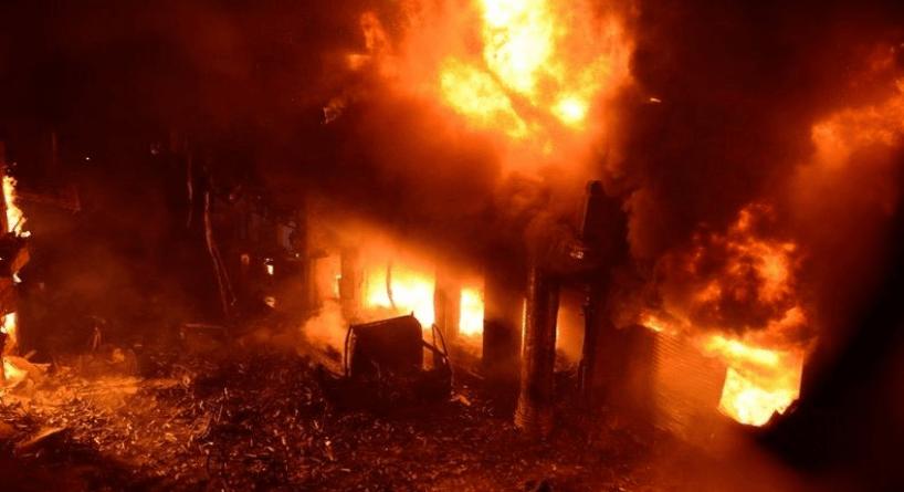Pesantren Alquran di Liberia Terbakar, 28 Santri dan Guru Meninggal