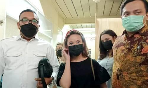 Artis Initial GL Diperiksa Polisi atas Kasus Video