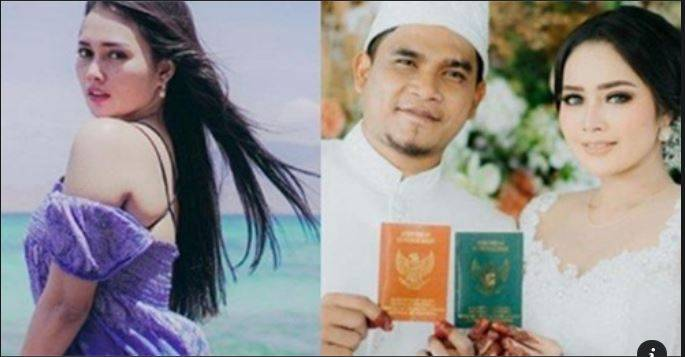 Belum Setahun Menikah Maell Lee Gugat Cerai Istrinya Intan Ratna Juwita