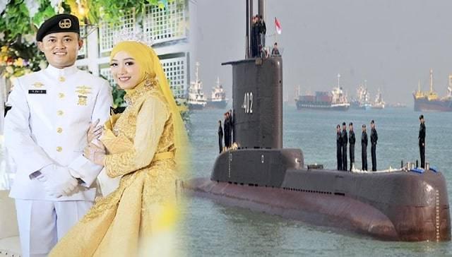 Lagi Hamil, Istri Menanti Suami Pulang dari Kapal KRI Nanggala 402, Dedek di Perut Nunggu Papa
