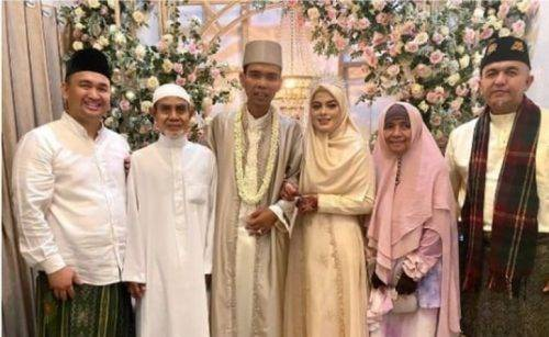 Sah Ustadz Abdul Somad Menikahi Fatimah Az Zahra Gadis Berusia 19 Tahun Okezone Nasional