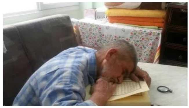 Guru ngaji ini meninggal saat membaca Al-Qur'an, sebagaimana caramu hidup begitulah caramu akan meninggal