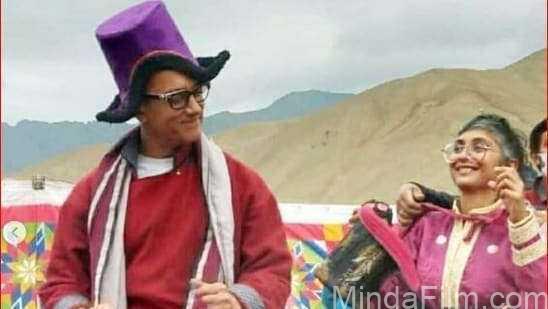 Aamir Khan dan Mantan Harmonis Walau Cerai, Kepergok Menari Bersama