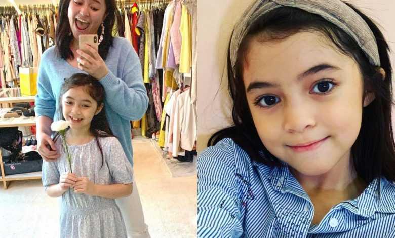 Cantiknya Putri Marshanda dan Ben Kasyafani yang kini Berusia 8 tahun, Seperti Bidadari