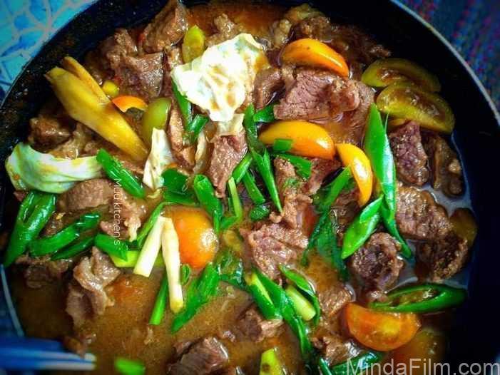 Resep Cara Membuat Tongseng Daging Sapi (2)