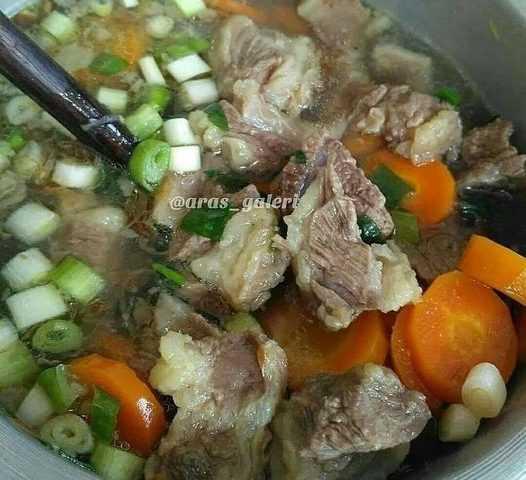 Resep Masak Sup Tetelan