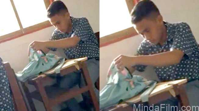 Viral Anak Sekolah Bawa Sesuatu di Tas, Syok Pas Dibuka Ternyata Bukan Buku