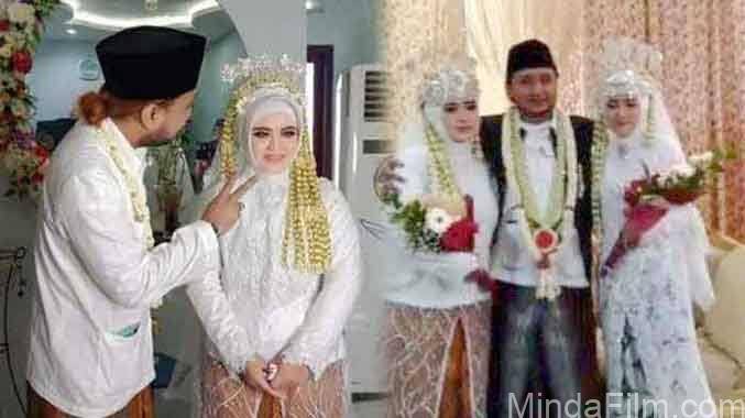 pernikahan-ra-karror Sempat Viral Nikahi Dua Wanita di Pelaminan, Cucu Pemuka Agama Kembali Nikahi Istri Ketiga