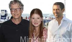 Pernikahan Secara Islam Ini Sosok Nayel Nassar, Suami Jennifer Gates Putri Bill Gates