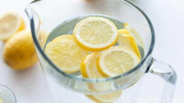 Manfaat Air rendaman jeruk nipis untuk detok