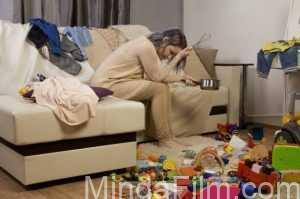 Tugas Ibu Rumah Tangga yang di rumah Bisa Lebih Stres Daripada Ibu yang Bekerja Kantoran